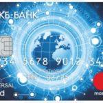 Универсальная карта СКБ-банка