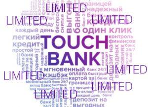 Дебетовая карта Тач Банк